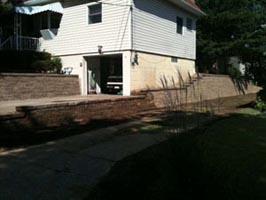 Cranberry Township walls
