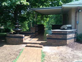 Pittsburgh patio pavers